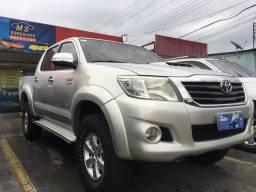 Título do anúncio: Toyota Hilux Diesel 4x4
