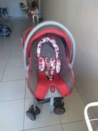 Carrinho +baby conforto