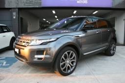 Land Rover Evoque Prestige tech 2.0t Gas 2015 Blindado Nivel 3A