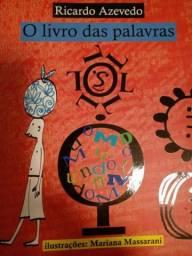 O livro das palavras, autor: Ricardo Azevedo