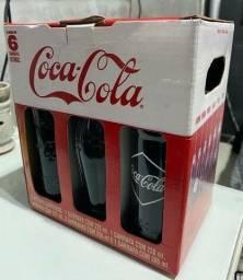 Coleção da Coca Cola.