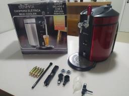 Vendo Chopeira Elétrica Benmax 5 litros 220v