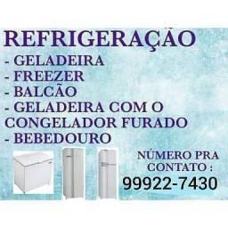 Título do anúncio: Já estamos atendendo - assistência técnica (refrigeração Jairo)