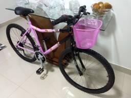 Título do anúncio: Bicicleta aro 26 ( 21 Marchas ) Passamos Cartão**Acréscimo ( Cidade: Bauru )