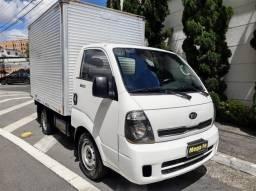 Kia Bongo K-2500 2.5 Diesel Com Direção Branco 2014