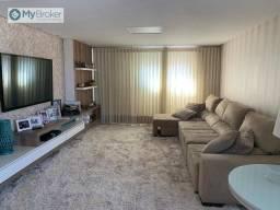 Apartamento com 3 dormitórios à venda, 163 m² por R$ 1.200.000,00 - Jardim Goiás - Goiânia