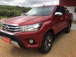 Toyota hilux 2015 2.8 srv 4x4 cd 16v diesel 4p automÁtico