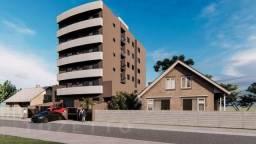 Apartamento para Venda em Ponta Grossa, Orfãs, 2 dormitórios, 1 suíte, 2 banheiros, 2 vaga