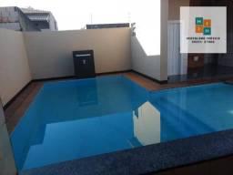 Título do anúncio: Casa com 3 dormitórios à venda, 240 m² por R$ 420.000,00 - Jardim Primavera l - Sete Lagoa