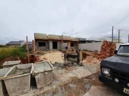 Título do anúncio: Casa para Venda em Ponta Grossa, Cará-cará, 2 dormitórios, 1 banheiro, 2 vagas
