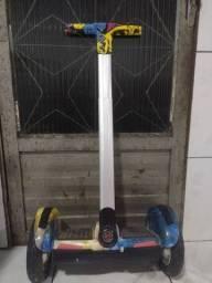 Hoverboard Com Guidão
