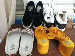 melissa e sapatos tamanho 39