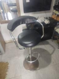 Cadeira cabeleireiro  infantil