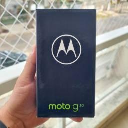 Motorola G30   Novo Lacrado