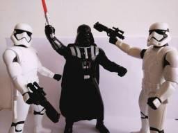 Kit Action Figure Star Wars Frete Grátis !!!