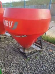 distribuidor de semente e adubo Ombu