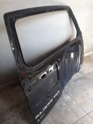 Tampa traseira (Porta malas) pajero TR4