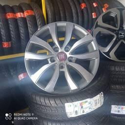 Rodas Fiat Toro 16