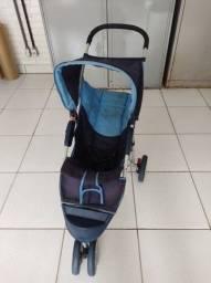 Carrinho de Bebê Ayoba! Azul
