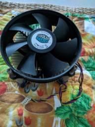 Título do anúncio: Cooler computador socket 775 e outros