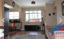 Título do anúncio: Apartamento com 2 dormitórios à venda, 80 m² por R$ 360.000,00 - Embaré - Santos/SP