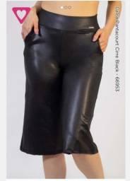 Calça pantacourt cirre black