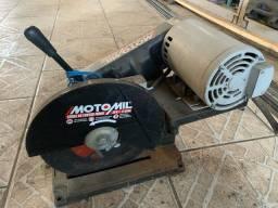 Motomil serra de cortar ferro sc100