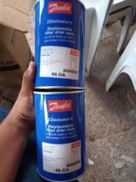 Elemento Filtrante Núcleo Filtro Secador 48-DA - Danfoss