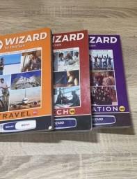 kit livros de ingles wizard