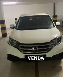 Honda CRV LX Flex Aut (Único dono)