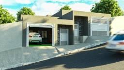 Casa Bairro Parque Caravelas. Cód. K142. 3 qts/suíte, 112 m². Lote 360 m². Valor 330 mil