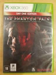 Metal Gear Solid V The Phanton Pain xbox 360