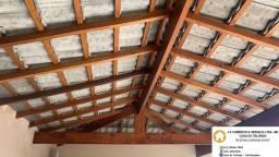 Título do anúncio: madeira para telhado e afins - eucalipto vermelho