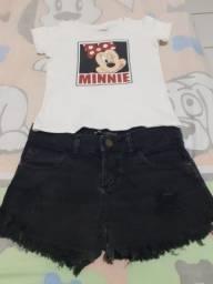 Título do anúncio: Vendo roupas infantis menina