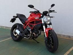 Ducati Monster 797 2019, a mais nova de MG, leia com atenção