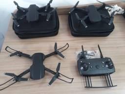 Título do anúncio: E99 Drone Pro 2, 4k Câmera, WiFi, Dobrável + 2 Baterias- Novo/Lacrado!!