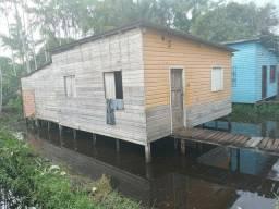 Casa localizada no Nova União *)