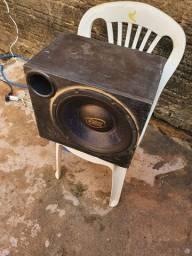 Caixa de som 250 watts RMS