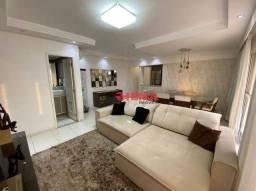 Título do anúncio: Apartamento com 2 dormitórios à venda, 92 m² por R$ 680.000,00 - Encruzilhada - Santos/SP