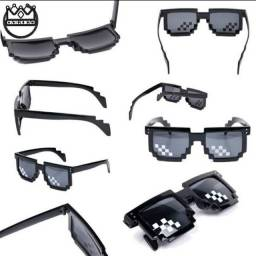 Óculos Sunglass TikTok Thug Life 8Bits *NOVOS ÚLTIMAS UNIDADES***