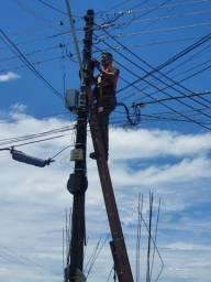 Título do anúncio: Eletricista o Melhor de Manaus por 24 Horas