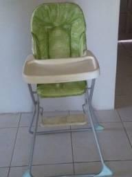 Cadeirinha de papinha +baby conforto