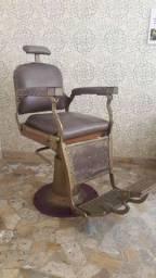 Cadeira de Barbeiro FERRANTE RELIQUIA!