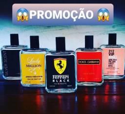 Promoção perfumes 100ml (LEIA!!!)