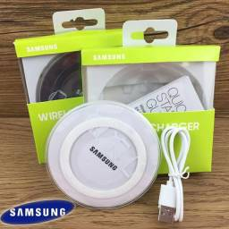 Título do anúncio: Carregador por indução Samsung S6 original