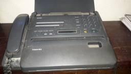 Fax Toshiba (retirada de peça)