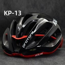 Capacete ciclismo kask Protone tamanho L