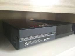Xbox one 500gb fat usado