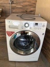 Máquina de lavar e centrifugar roupas da LG