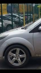 Rodas Ford/Peugeot aro 17 com Pneus 215/50/17